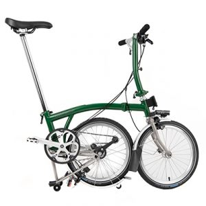brompton superlight s type l version racing green sp6 battery lighting fcb alt2