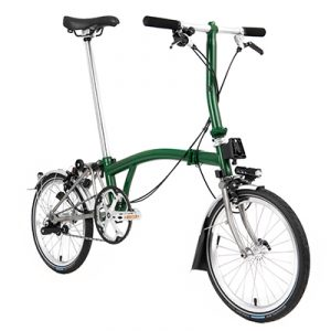 brompton superlight s type l version racing green sp6 battery lighting fcb alt4