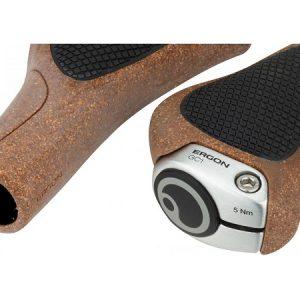 Ergon-GC1-BioKork-Pu-os-de-manillar-para-mando-de-cambios-giratorio-negro-corcho-universal-37731-285390-1568379755