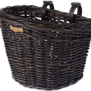 darcy L bicycle rattan basket