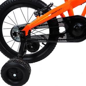 Monty-103-naranja-ruedines