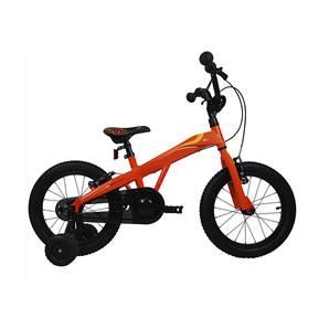 "Bicicleta monty 16"" naranja"
