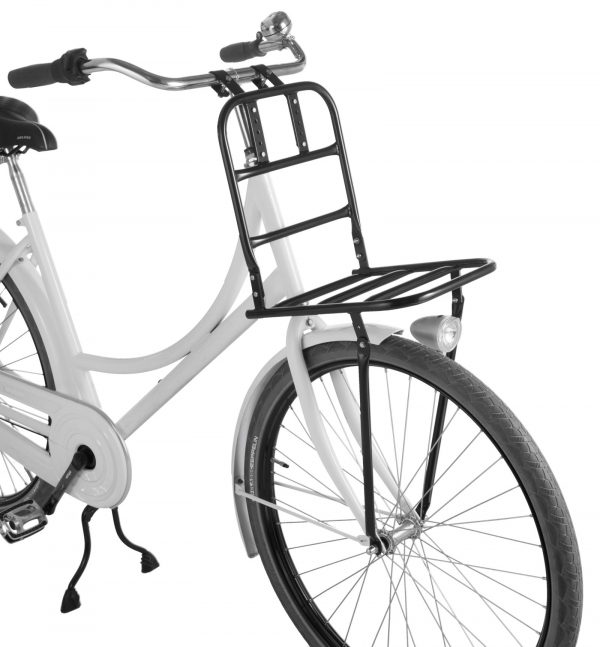 Transportin delantero bicicleta