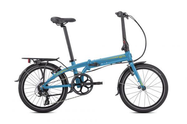 Bicicleta plegable tern link c8