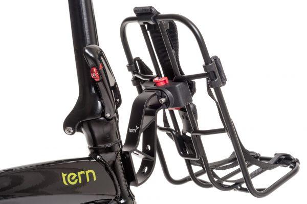 Portabultos delantero para bicicletas Tern y Dahon