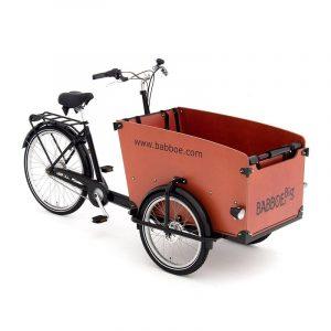 Bicicleta carga Babboe Big