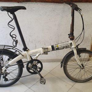 Bicicleta Dahon plegable